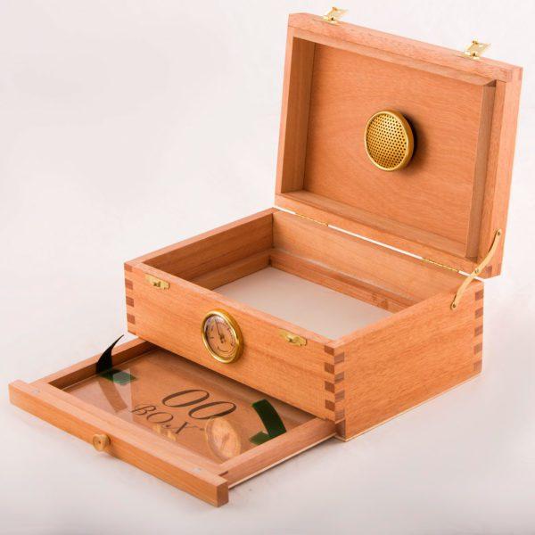 00 box curing caja