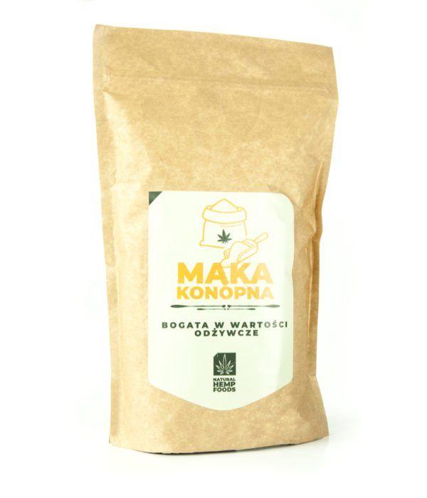 Mąka konopna
