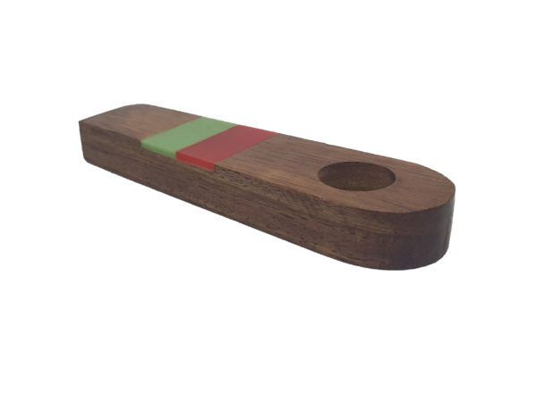 fajka z drewna do palenia