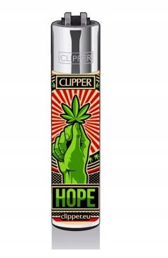 zapalniczka clipper hope propaganja