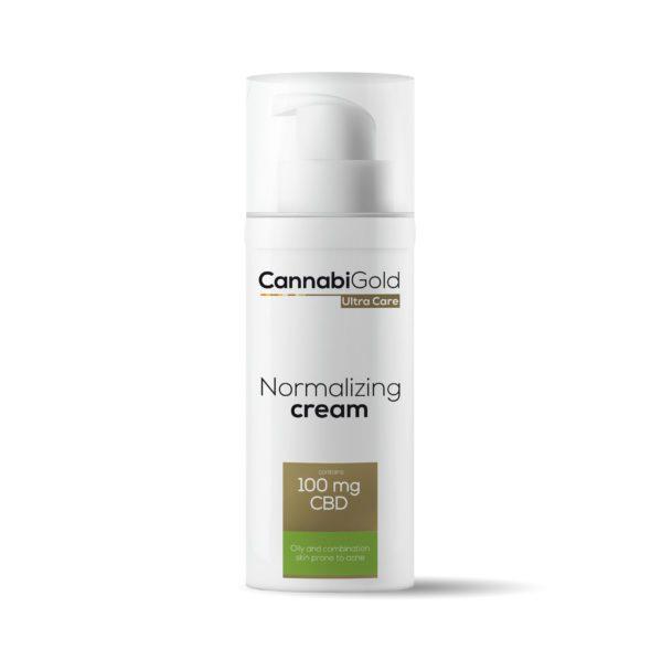 cannabigold krem normalizujący cbd kosmetyki konopne
