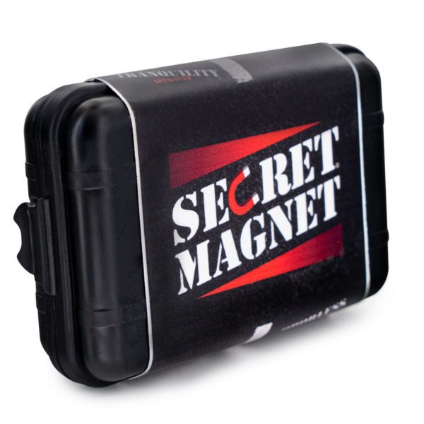 secret magnet schowek do samochodu na magnes walizka
