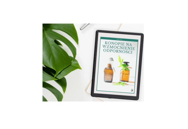 E-Book Konopie na wzmocnienie odporności