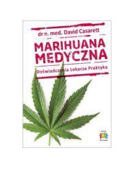 Książka Medyczna Marihuana David Casarret
