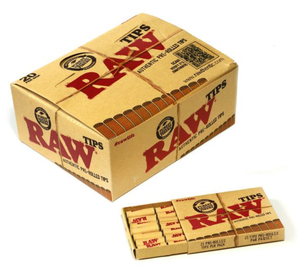 raw tips 20x21