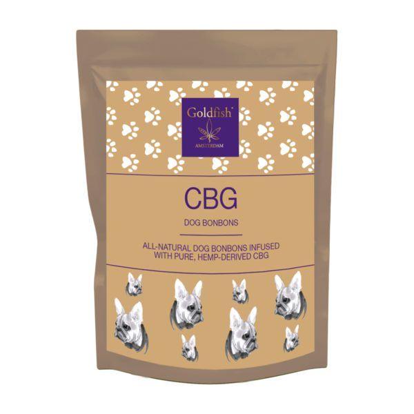 cbg dog bonbons