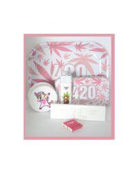 zestaw różowy 420