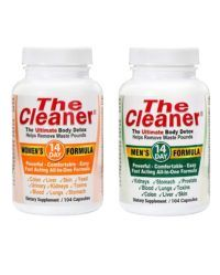 The Cleaner Detox Permanent 14 dni