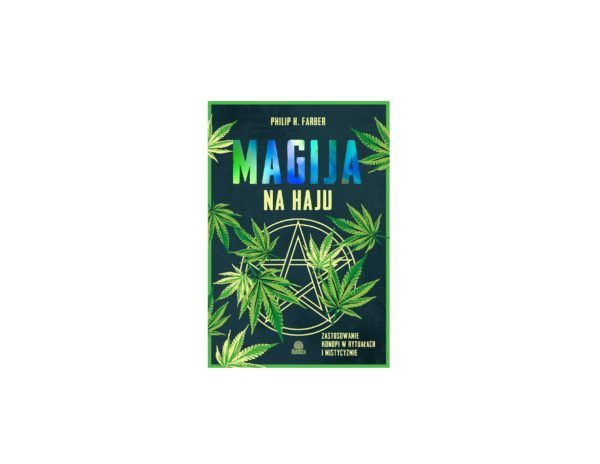 ksiązki o konopiach - Magija na haju