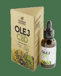 Olej 500 mg CBD 30 ml