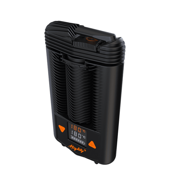 vaporizer mighty plus + storz and bickel