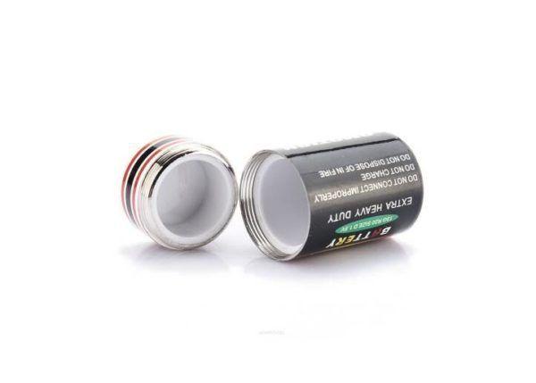 skrytka niepozorna bateria