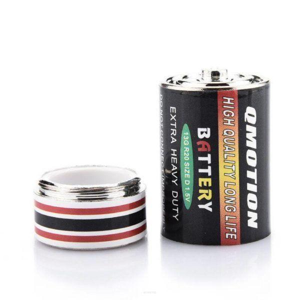 niepozorna skrytka bateria